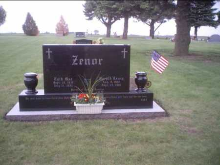ZENOR, RUTH - Story County, Iowa | RUTH ZENOR
