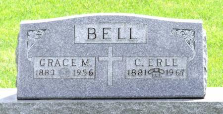 BELL, GRACE M. - Tama County, Iowa | GRACE M. BELL