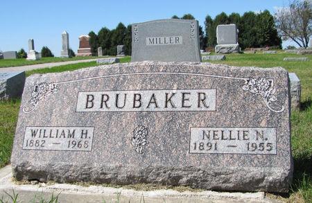 BRUBAKER, NELLIE N. - Tama County, Iowa | NELLIE N. BRUBAKER