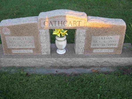 WITT CATHCART, LILIAN - Tama County, Iowa | LILIAN WITT CATHCART