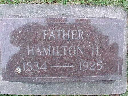 COOPER, HAMILTON H. - Tama County, Iowa | HAMILTON H. COOPER
