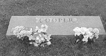 COOPER, JAMES G. - Tama County, Iowa   JAMES G. COOPER