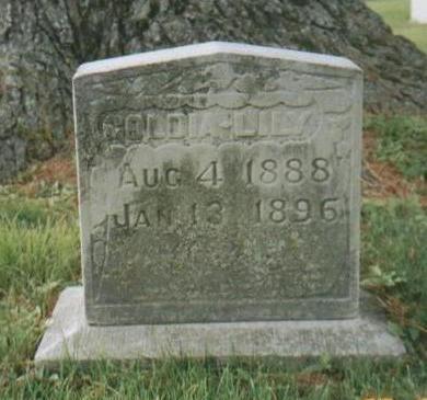 CRAMOND, GOLDIA LILLY - Tama County, Iowa | GOLDIA LILLY CRAMOND