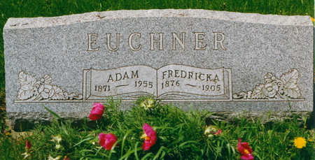 EUCHNER, ADAM - Tama County, Iowa | ADAM EUCHNER