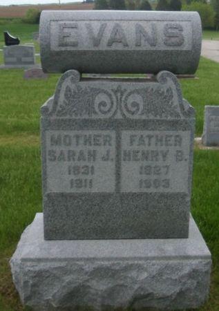 EVANS, SARAH - Tama County, Iowa | SARAH EVANS