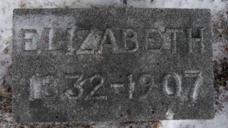 FERRIS, ELIZABETH - Tama County, Iowa   ELIZABETH FERRIS