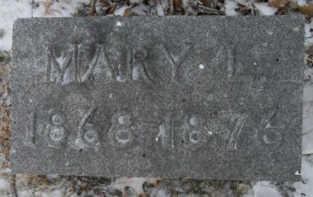 FERRIS, MARY - Tama County, Iowa   MARY FERRIS