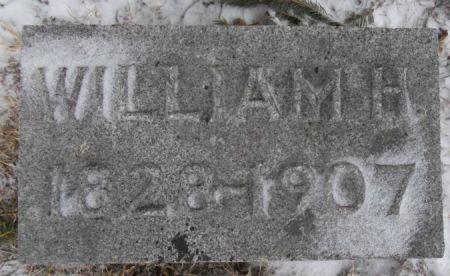 FERRIS, WILLIAM - Tama County, Iowa | WILLIAM FERRIS