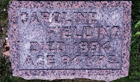 FIELDING, CAROLINE - Tama County, Iowa | CAROLINE FIELDING