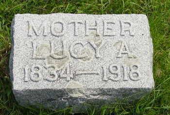 WOOD GAY, LUCY ANN - Tama County, Iowa | LUCY ANN WOOD GAY