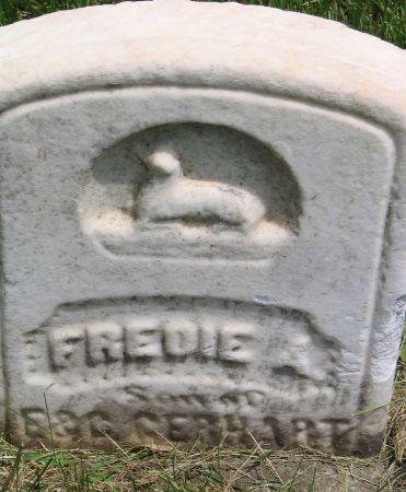 GEBHART, FREDDIE A. - Tama County, Iowa | FREDDIE A. GEBHART