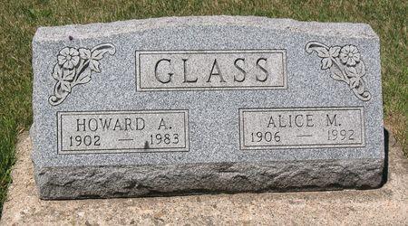 GLASS, HOWARD A. - Tama County, Iowa | HOWARD A. GLASS