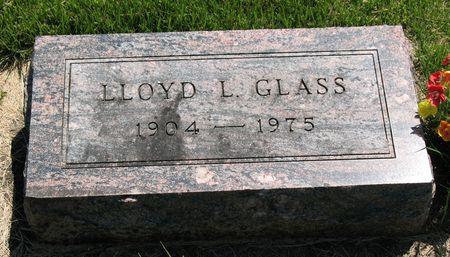 GLASS, LLOYD L. - Tama County, Iowa | LLOYD L. GLASS
