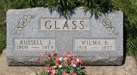 GLASS, RUSSELL J. - Tama County, Iowa | RUSSELL J. GLASS