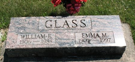 GLASS, WILLIAM E. - Tama County, Iowa | WILLIAM E. GLASS