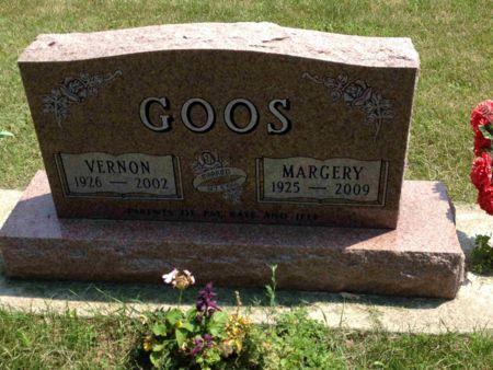 GOOS, VERNON - Tama County, Iowa   VERNON GOOS