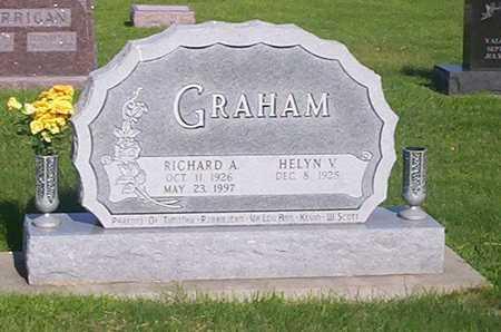 GRAHAM, RICHARD - Tama County, Iowa | RICHARD GRAHAM