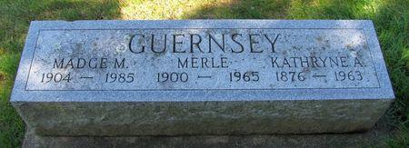 GUERNSEY, KATHRYNE A - Tama County, Iowa | KATHRYNE A GUERNSEY