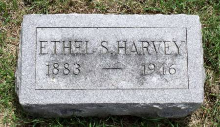 HARVEY, ETHEL - Tama County, Iowa | ETHEL HARVEY
