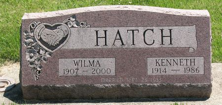 HATCH, KENNETH - Tama County, Iowa | KENNETH HATCH