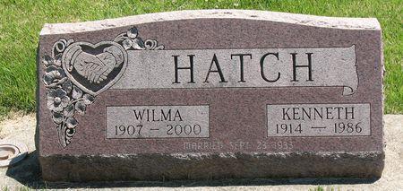 HATCH, WILMA - Tama County, Iowa | WILMA HATCH