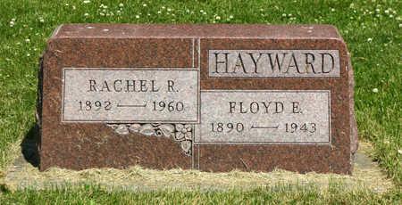 HAYWARD, RACHEL R. - Tama County, Iowa | RACHEL R. HAYWARD