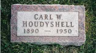 HOUDYSHELL, CARL - Tama County, Iowa   CARL HOUDYSHELL