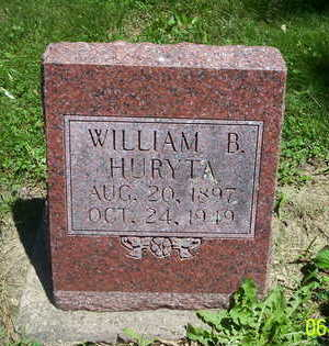 HURYTA, WILLIAM - Tama County, Iowa | WILLIAM HURYTA