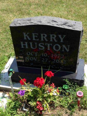 HUSTON, KERRY - Tama County, Iowa | KERRY HUSTON