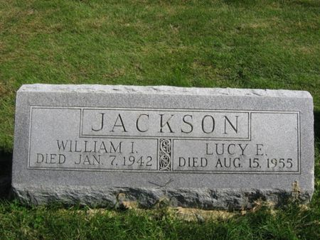 JACKSON, WILLIAM I - Tama County, Iowa | WILLIAM I JACKSON