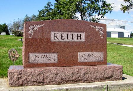 KEITH, YVONNE L. - Tama County, Iowa | YVONNE L. KEITH