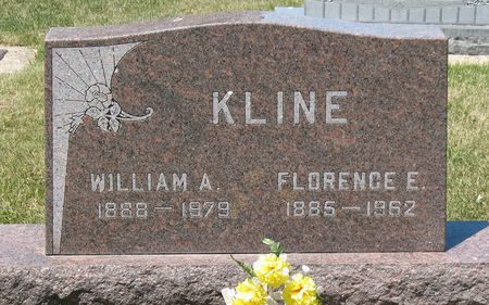 KLINE, WILLIAM A. - Tama County, Iowa | WILLIAM A. KLINE