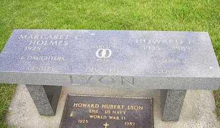 LYON, HOWARD H. - Tama County, Iowa   HOWARD H. LYON