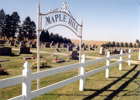 MAPLE HILL, CEMETERY - Tama County, Iowa | CEMETERY MAPLE HILL