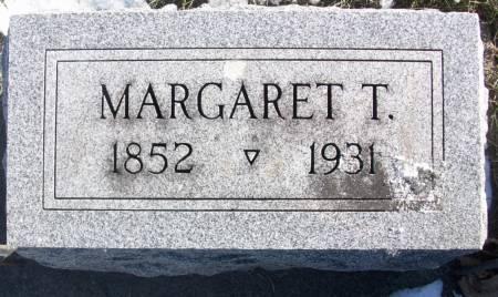 MCANULTY, MARGARET T - Tama County, Iowa | MARGARET T MCANULTY