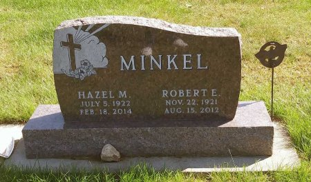MINKEL, HAZEL M. - Tama County, Iowa | HAZEL M. MINKEL
