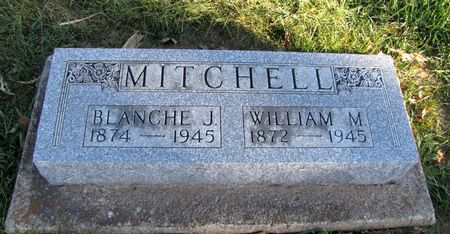 MITCHELL, WILLIAM M - Tama County, Iowa | WILLIAM M MITCHELL