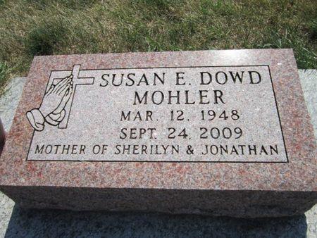 DOWD MOHLER, SUSAN - Tama County, Iowa | SUSAN DOWD MOHLER