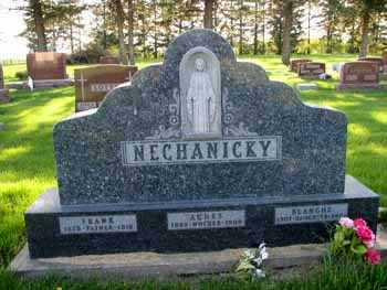 NECHANICKY, BLANCHE - Tama County, Iowa | BLANCHE NECHANICKY