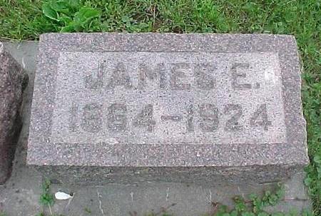 OLNEY, JAMES E. - Tama County, Iowa | JAMES E. OLNEY