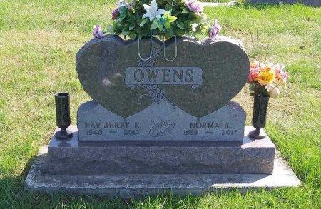 OWENS, NORMA K. - Tama County, Iowa   NORMA K. OWENS