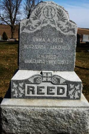 REED, HENRY - Tama County, Iowa | HENRY REED