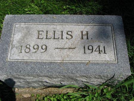 ROGERS, ELLIS HOLSTEAD - Tama County, Iowa   ELLIS HOLSTEAD ROGERS