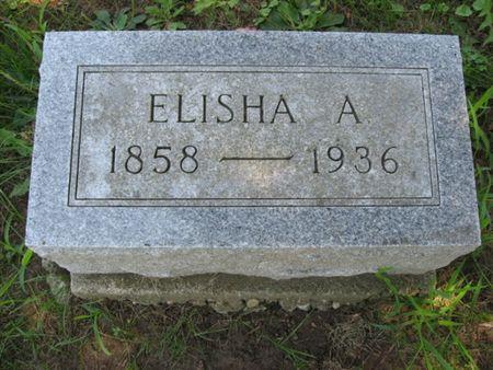 ROGERS, ELISHA ALLISON - Tama County, Iowa   ELISHA ALLISON ROGERS