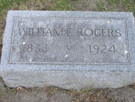 ROGERS, WILLIAM EARL - Tama County, Iowa | WILLIAM EARL ROGERS