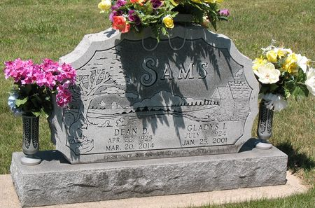 SAMS, DEAN DWIGHT - Tama County, Iowa | DEAN DWIGHT SAMS