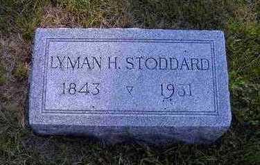 STODDARD, LYMAN H - Tama County, Iowa | LYMAN H STODDARD