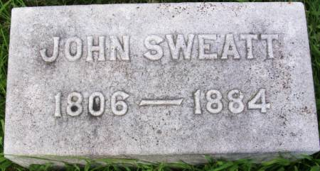 SWEATT, JOHN - Tama County, Iowa | JOHN SWEATT