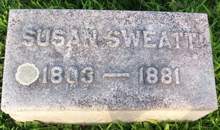 PUTNEY SWEATT, SUSAN - Tama County, Iowa | SUSAN PUTNEY SWEATT