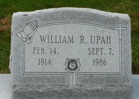 UPAH, WILLIAM R. - Tama County, Iowa | WILLIAM R. UPAH